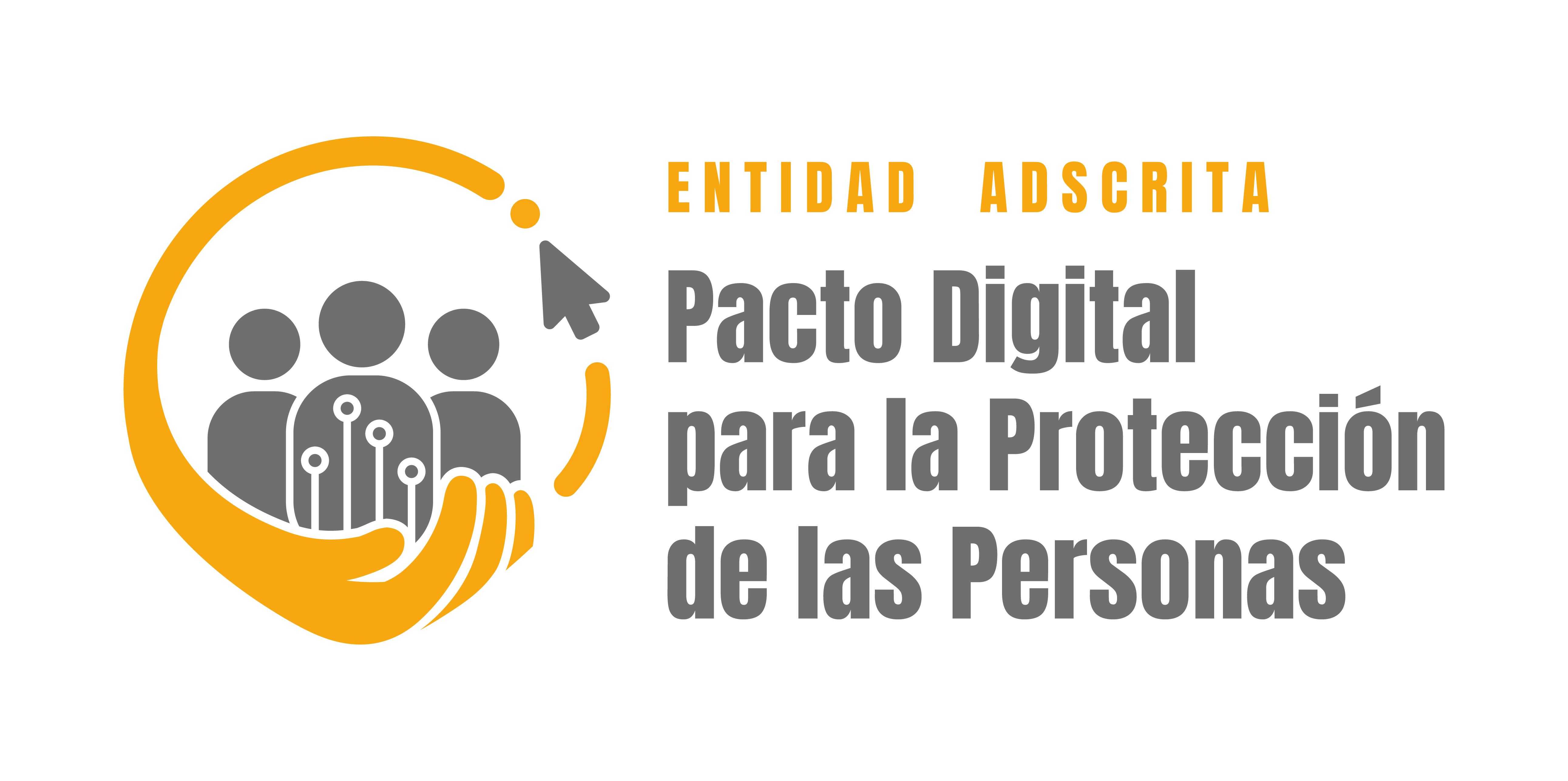 Entidad adscrita al pacto digital